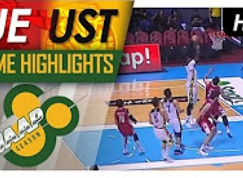 WATCH! UST vs UE Game Highlights