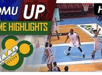 WATCH! UP vs ADMU Game Highlights