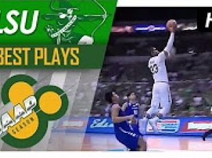 WATCH! Mbala picks Ravena's pocket for the breakaway layup!