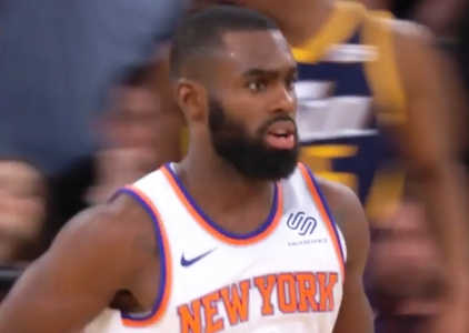 Tim Hardaway Jr. scores 26 points vs the Jazz
