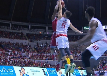 NCAA 93 FINALS GAME 2: SBC vs LPU (Q1)