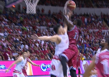 NCAA 93 FINALS GAME 2: SBC vs LPU (Q2)
