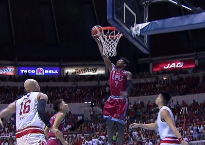 NCAA 93 FINALS GAME 2: SBC vs LPU (Q3)