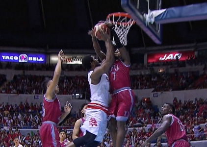 NCAA 93 FINALS GAME 2: SBC vs LPU (Q4)