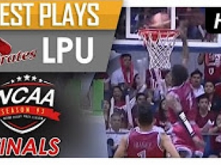 WATCH! CJ Perez gets the steal and the breakaway finish!