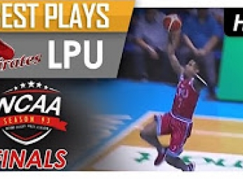 WATCH! CJ Perez monster one-handed slam against San Beda