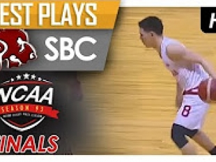 WATCH! Bolick with a burst of speed for the clutch layup!