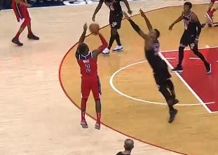 GAME RECAP: Heat 91, Wizards 88