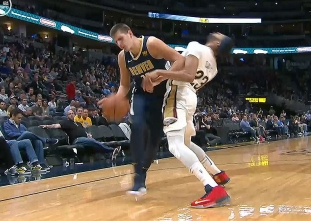 GAME RECAP: Pelicans 114, Nuggets 146