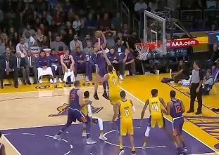 GAME RECAP: Suns 122, Lakers 113
