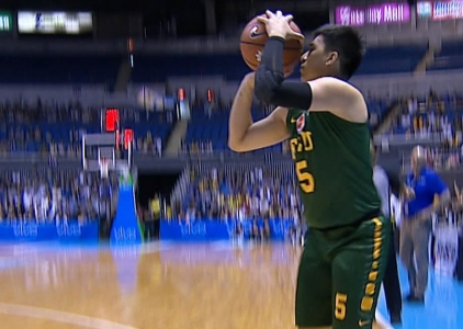 UAAP 80 MEN'S BASKETBALL FINAL FOUR: ADMU vs FEU (Q1)