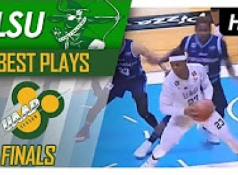 WATCH! Ben Mbala shakes and bakes!