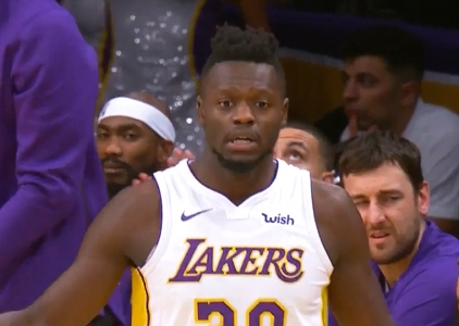 Julius Randle scores 24 points vs the Nuggets