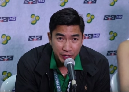 Ayo: Referees in DLSU-Adamson  Final Four were 'consistent'