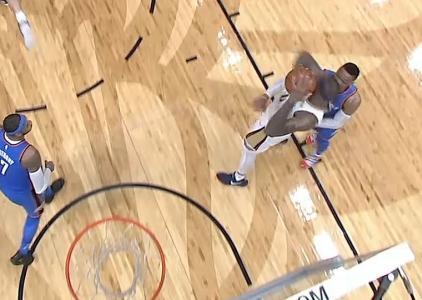 GAME RECAP: Pelicans 114, Thunder 107