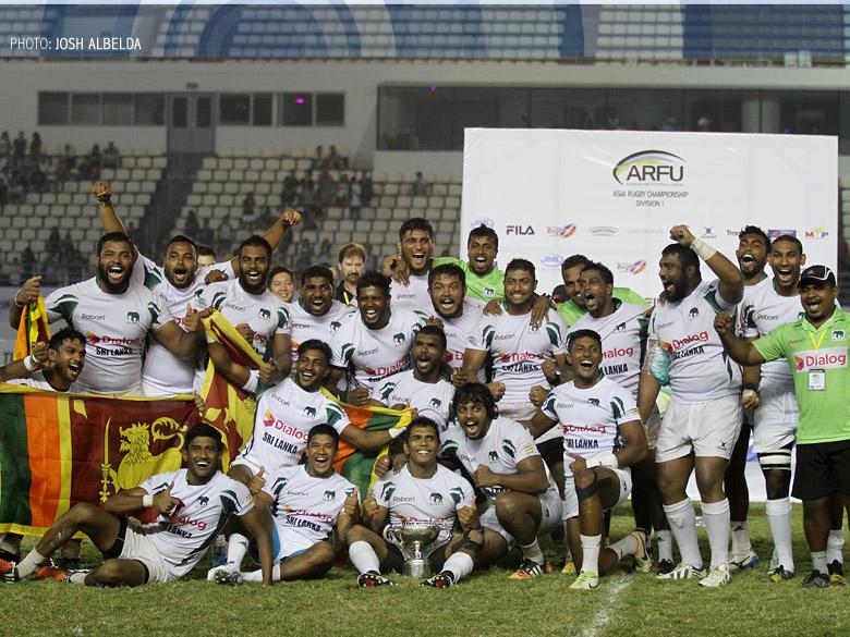 Volcanoes come up short against Sri Lanka in ARC Division I