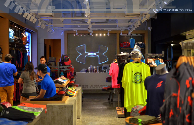 Under Armour Philippines – The Best of Sportswear Collection. If you are into the modern fashion sense and going to a stylish-yet-casual look, the Under Armour Philippines aims to satisfy your comfort and fashion needs at the right price. The brand is known for its .