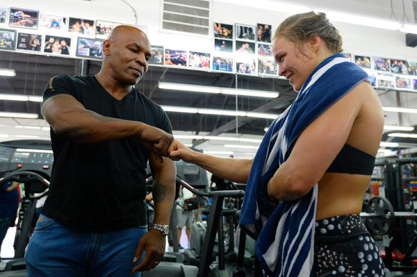 The Tyson-Rousey comparisons are not that far-fetched