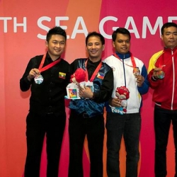 Orcollo, 4 Pinoys in World 9-ball Last 64