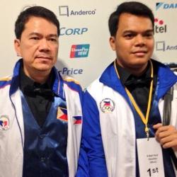 Kiamco in Last 64, sets up all-Filipino match with Faraon