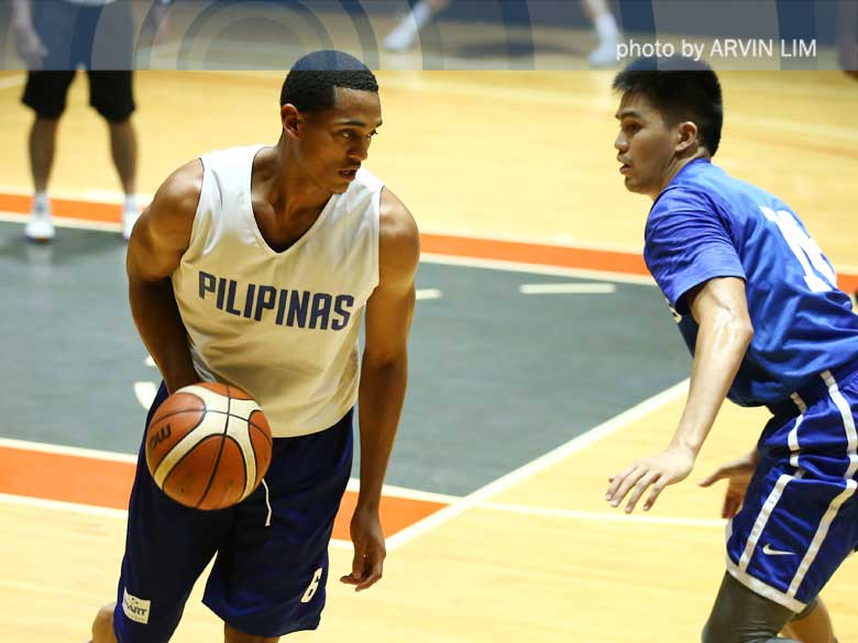 Clarkson's heart with Gilas Pilipinas as they face China