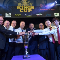Bata, Django lead Team Asia in Kings Cup