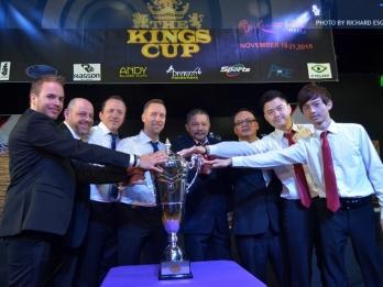 Bata, Django lead Team Asia in Kings Cup