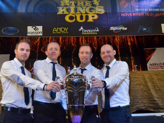 Team West rules Kings Cup in tight contest