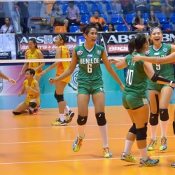 Lady Blazers move closer to breakthrough title