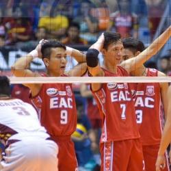 Generals, Altas duel for NCAA men's volleyball glory