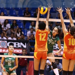 Lady Blazers, Lady Stags slug it out in NCAA title decider