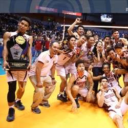How the ALTAS took back the NCAA Men's Volleyball crown