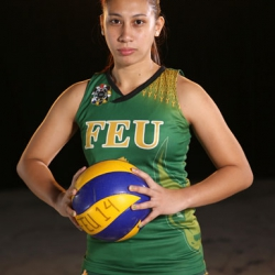 UAAP 77 Athlete Of The Day Tin Agno ABS CBN Sports