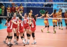 NCAA 92 Women's Volleyball: San Sebastian defeats EAC,  25-13, 25-20, 25-22-thumbnail0