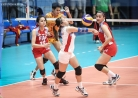 NCAA 92 Women's Volleyball: San Sebastian defeats EAC,  25-13, 25-20, 25-22-thumbnail5