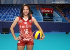NCAA 92 Women's Volleyball OBB shoot: San Beda-thumbnail2