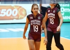 Lady Maroons prevail over Lady Warriors, share lead -thumbnail1