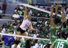 Lady Spikers draw first blood, near repeat crown -thumbnail16