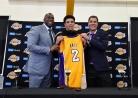 LA Lakers introduce Lonzo Ball-thumbnail3
