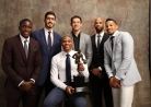 The Best Photos from the 2017 NBA Awards-thumbnail12