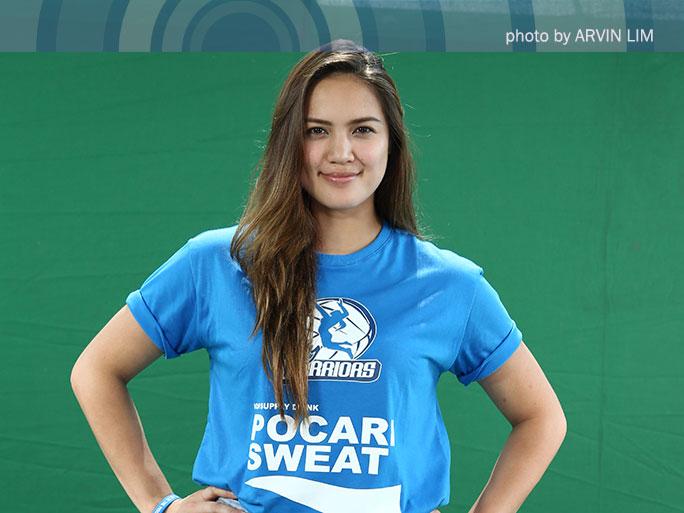 Team Pocari Sweat V-League Pictorial | ABS-CBN Sports