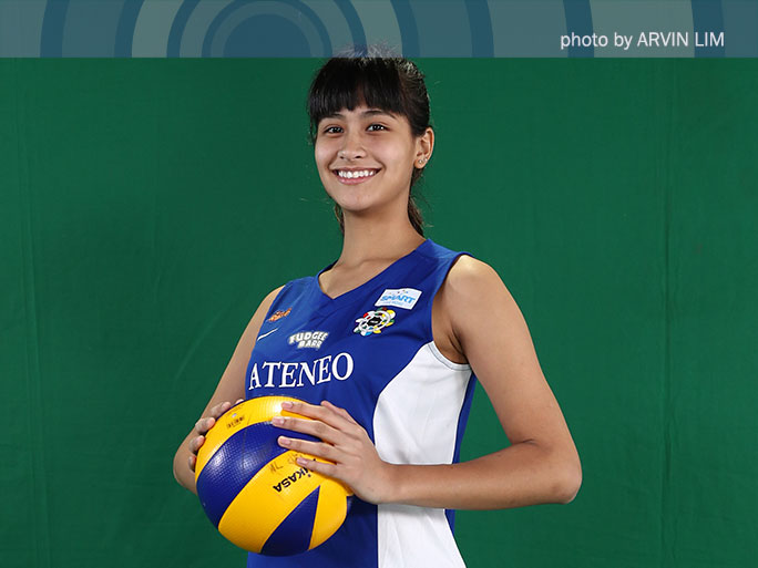 Lonzo Ball Humble >> UAAP 79 Women's Volleyball OBB Shoot: Ateneo Lady Eagles | ABS-CBN Sports