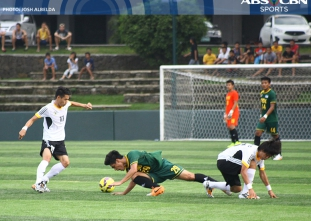 UAAP 77 Men's Football: FEU vs. UST
