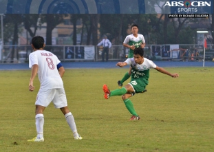 UAAP Football: DLSU vs UP