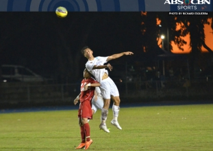 UAAP Football: ADMU vs UE