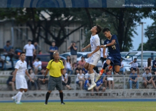 UAAP Football Album ADMU vs NU