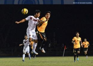 UAAP Football: UST vs UP