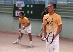 UAAP 77 Men's Tennis: UE vs. UST