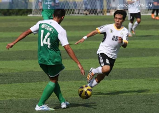 UAAP 77 Men's Football: DLSU vs UST (January 22)