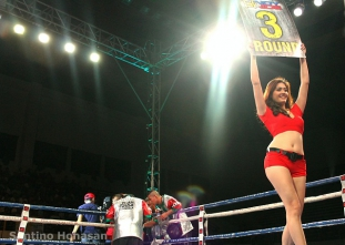 Behind the Scenes: Pinoy Pride 29's Ring Girls